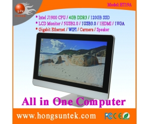 "All in One Computer LCD Monitor (18.5""/ 21.5""/ 23.6""/ 27""/ 31.5"" )"