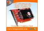 China AMD Radeon R7 360 4GB DDR5 PCI-E 6display ports Multi-display Graphics card factory