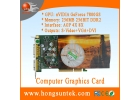 China NVIDIA GeForce P492 7800GS AGP 256MB 256BIT DDR3 S-Video VGA DVI Graphic Card factory